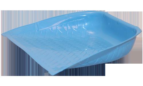 Plastic Sup Blue