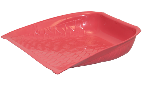 Plastic Sup Red