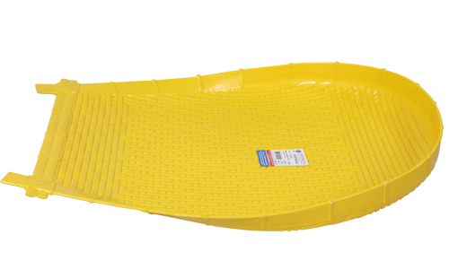 Plastic Sup Yellow